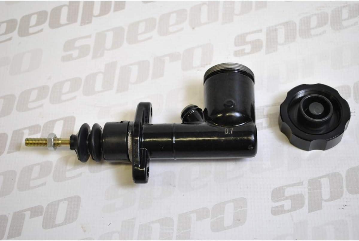 Speedpro Ma/ître-cylindre de frein//embrayage avec r/éservoir Noir