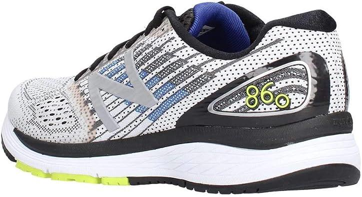 New Balance M860-SCARPE-RUNNING Zapatos para Correr Hombre: Amazon.es: Zapatos y complementos