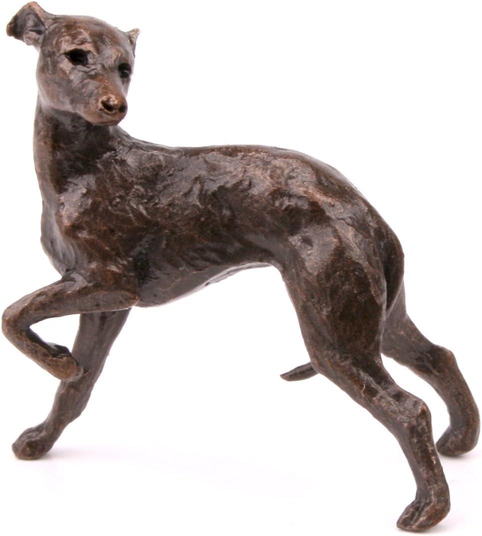 Art In Bronze Marioneta de Bronce Macizo con Detalles en melocotón