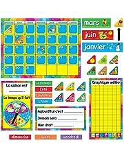 TREND enterprises, Inc. Calendrier Annuel (FR) Bulletin Board Set