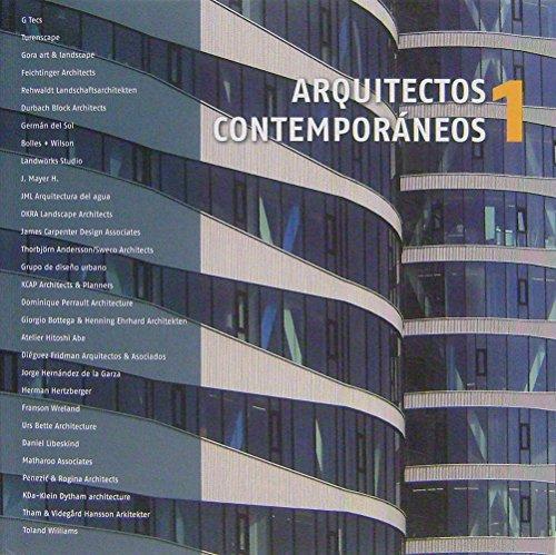 Descargar Libro Arquitectos Contemporáneos - Volumen 1 Vv. Aa.