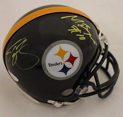 2c1beeadd Amazon.com  Martavis Bryant   Tajh Boyd Signed Pittsburgh Steelers ...