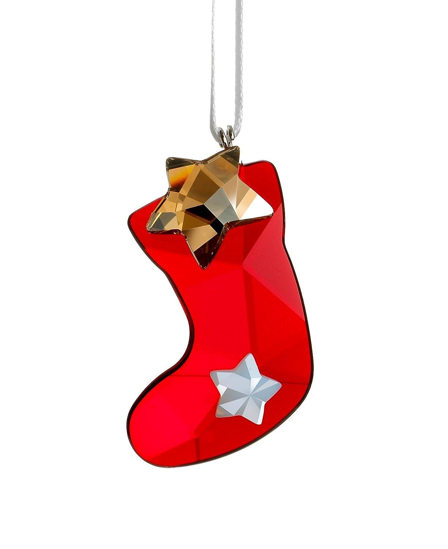 Amazon: Swarovski Crystal Twinkling Stocking Christmas Piece  Crystal  Authentic 1054568: Home & Kitchen