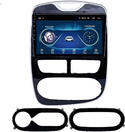 Navegacion GPS, Pantalla Táctil Android 9.0 HD de 10 Pulgadas para Renault Clio 2012-2016, Reproductor Multimedia de Radio estéreo para ...