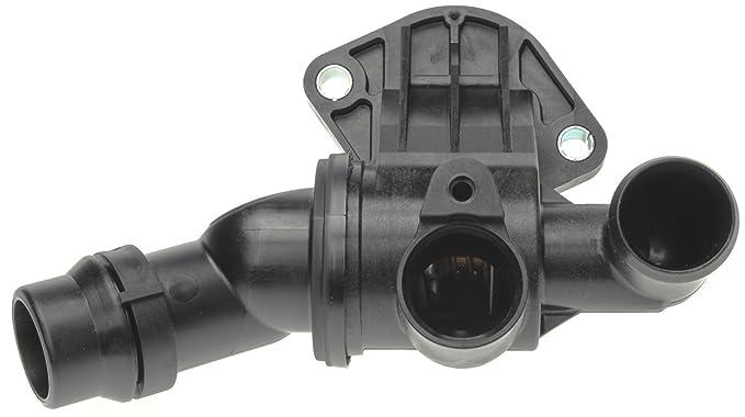 K/ühlmittel HELLA 8MT 354 776-651 Thermostat /Öffnungstemperatur 87/°C mit Dichtung
