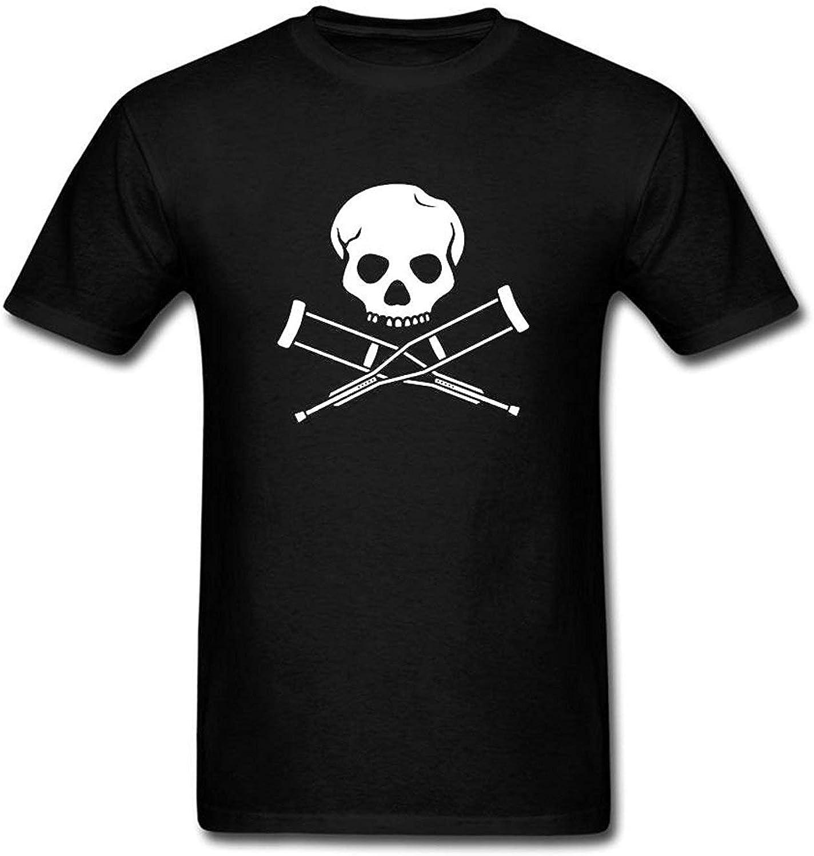 AYYUCY Camisetas y Tops Hombre Polos y Camisas Men's TV Series Jackass T-Shirt