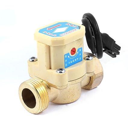 Interruptor de Sensor de Flujo de Agua de Bomba de 120W de Conector de Rosca PT