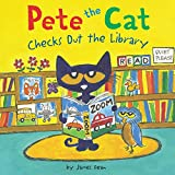 #5: Pete the Cat Checks Out the Library