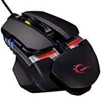 NeweggFlash.com deals on G.SKILL RIPJAWS MX780 USB Wired RGB Laser Gaming Mouse