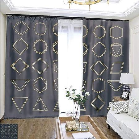 Marco de cortina de Navidad para enhorabuena con rosas5 W72 x L72 para puerta corredera aislante cortina super ancha cortinas de alta precisión para dormitorios, salones, cocinas, etc.: Amazon.es: Hogar