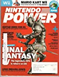 NINTENDO POWER May 2008 (Magazine. Volume 228. Final Fantasy IV. Mario Kart Wii. Guitar Hero for DS. Pokemon Mystery Dungeon: Explorers of Time & Explorers of Darkness. Trauma Center: Under the Knife 2. Bangai-o spirits. Metal Slug 7. Boom Blox.)