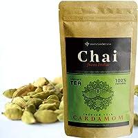 Chai Latte Powder GIRNAR 300gr (30 Servings) - Cardamom Chai - Instant Chai - Chai Tea Concentrate - Chai Tea - Chai…