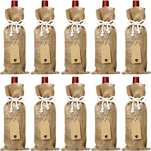 Burlap Inches Reusable Cotton Ropes product image