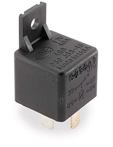 Standard Motorcycle Products Starter Relay Switch MC-RLY2