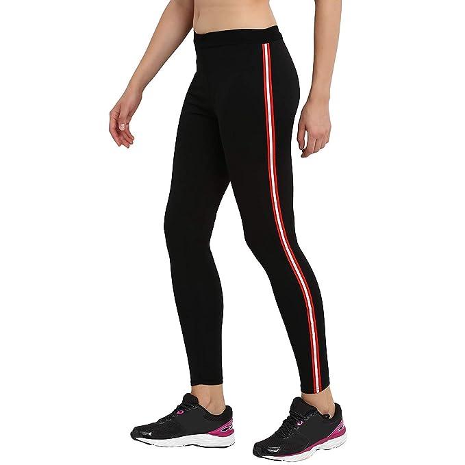 "e8c240f5196ea ""AGLOBI"" Brand Women's Yoga Gym Active Sports Fitness Black  Leggings Tights Women -"