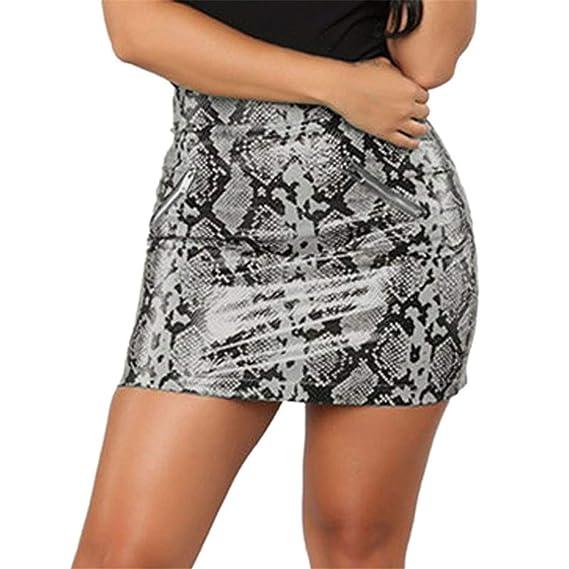 HCFKJ Mujer Invierno Ropa Elegante Sexy Casual Retro Falda Vestido ...