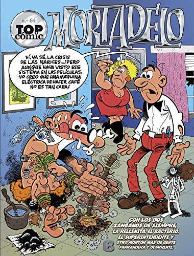 Mortadelo y Filemon Elecciones! / Mortadelo and Filemon Elections! (Spanish Edition): Francisco Ibanez: 9788466661393: Amazon.com: Books
