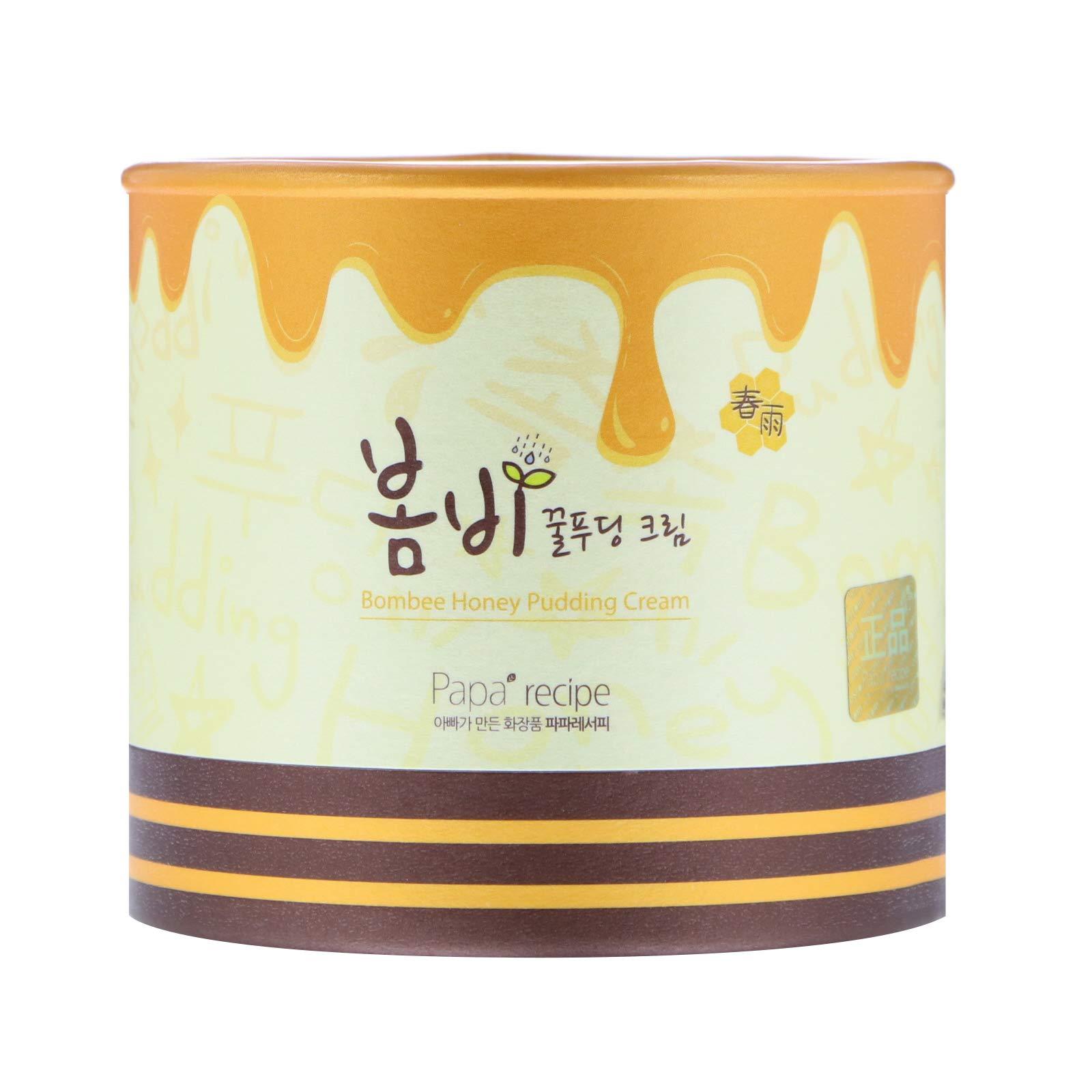 Papa Recipe Bombee Honey Pudding Cream by Papa Recipe