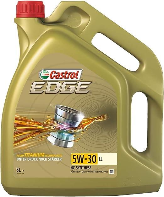 Inspektionspaket Mann Filter 5l Castrol Edge 5w30 4 Zündkerzen Wischer Set P H 06 00119 Service Wartung Auto