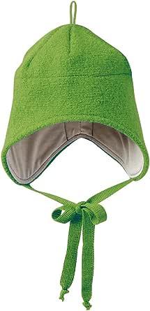 Disana 100% MERINO wool baby Hat boiled organic boy girl children winter 353
