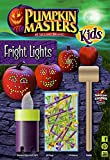 Pumpkin Masters Fright Lights Pumpkin Decorating Kit for Kids