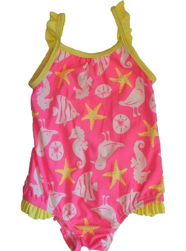 Carter's Big Girls' 1-piece Swimsuit