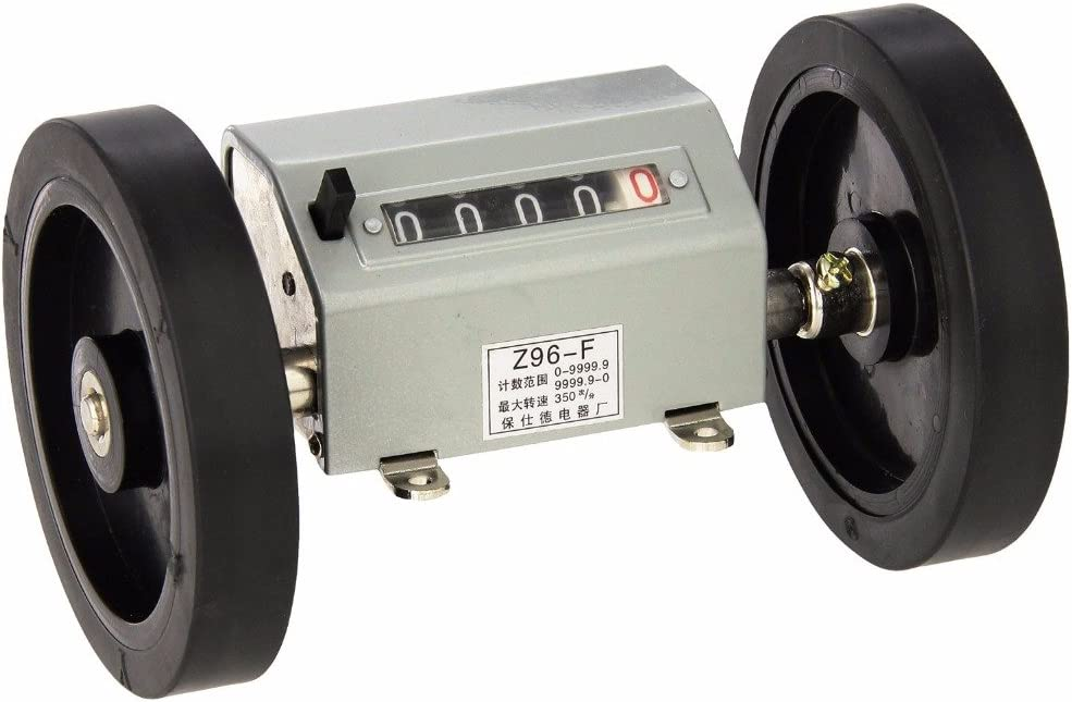 Mechanical Length Counter Meter Counter Rolling Wheel