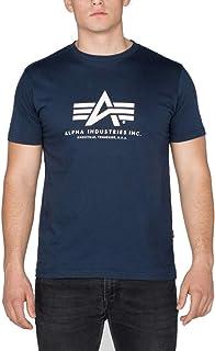 Alpha Industries Herren T-Shirt Basic