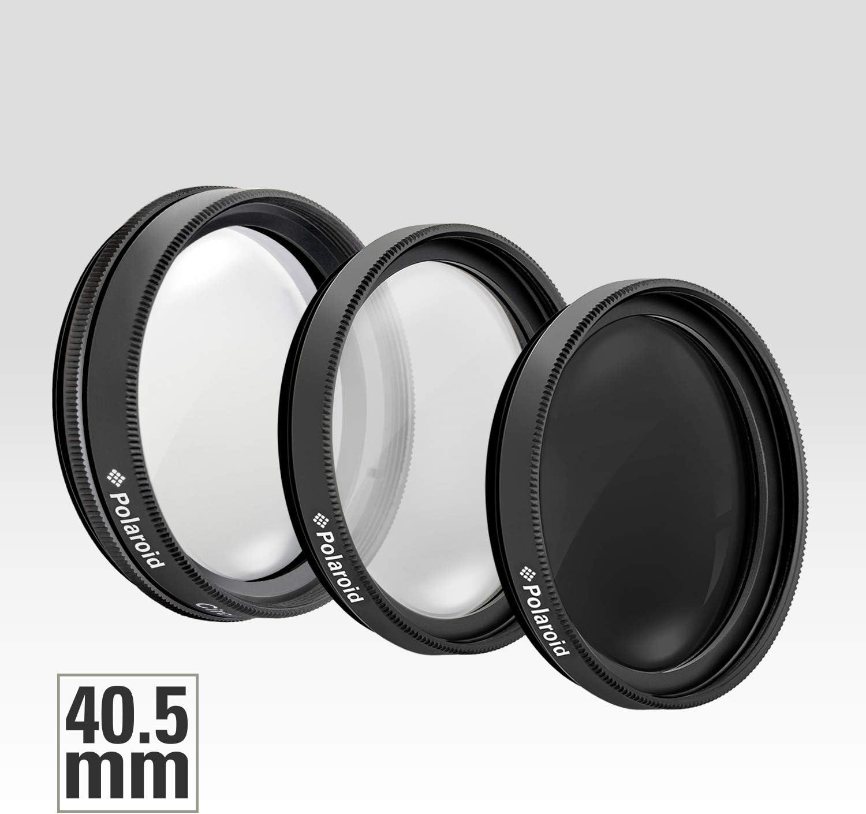 - Noir 5,2 cm, 3 pi/èce Polaroid PL3FILND52 Camera Lens Filter Kit 52 mm s Filtres pour Appareils Photo