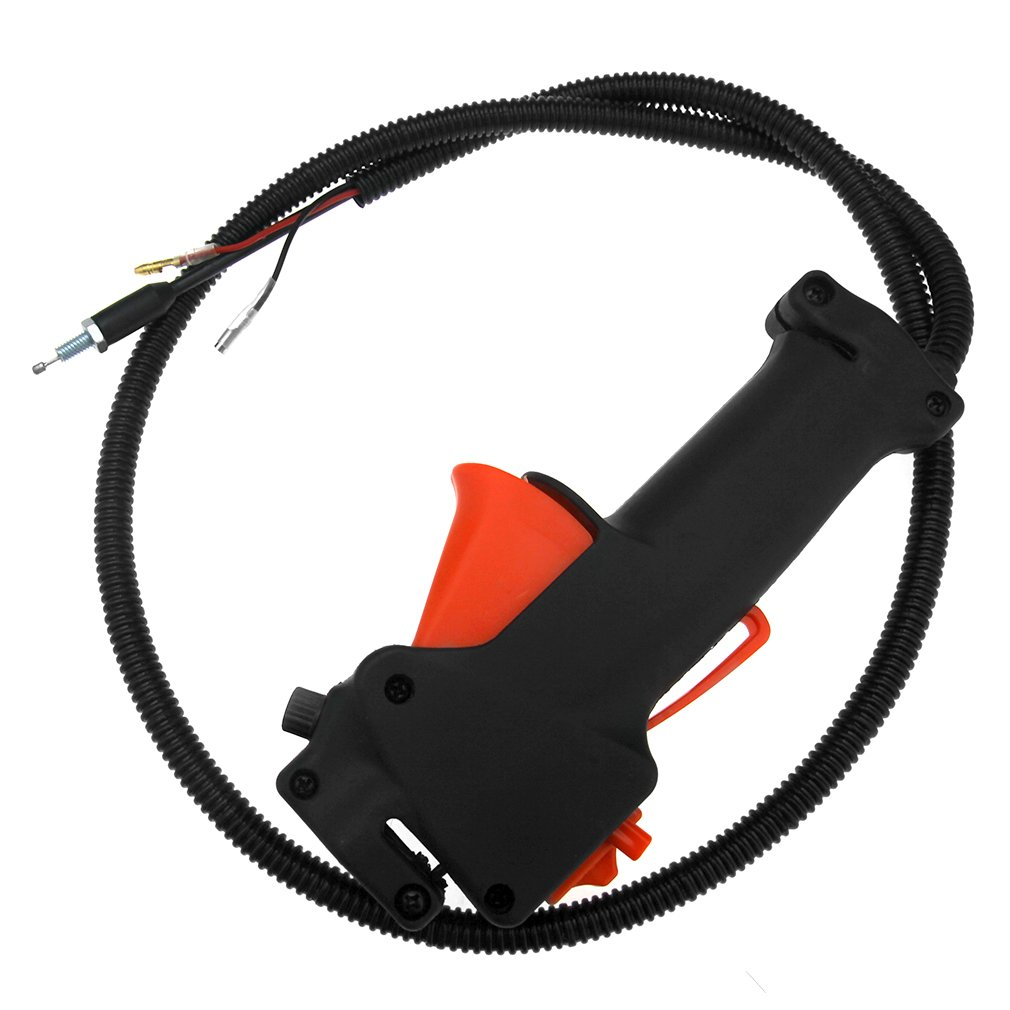 Strimmer Handle Switch Brushcutter Brush Cutter Throttle Trigger Cable 26mm