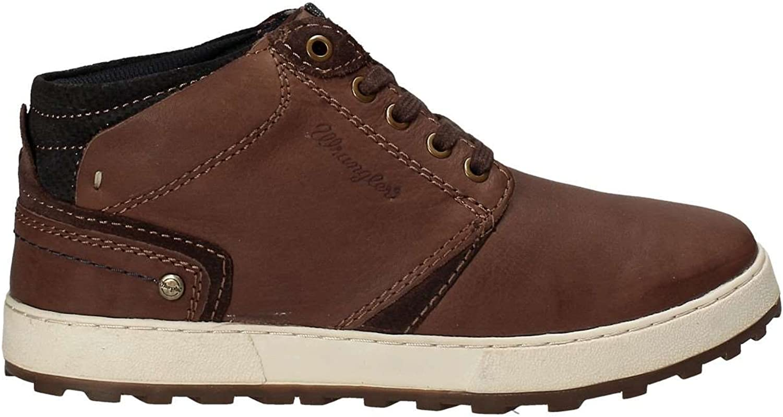 Wrangler WM172170 Zapatos Con Cordones Hombre