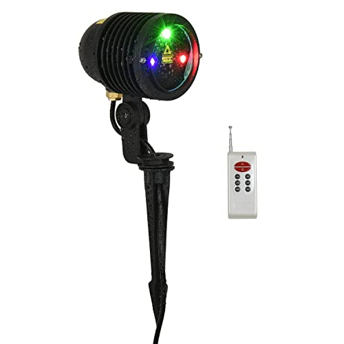 Laser Christmas Lights, eLander™ RGB