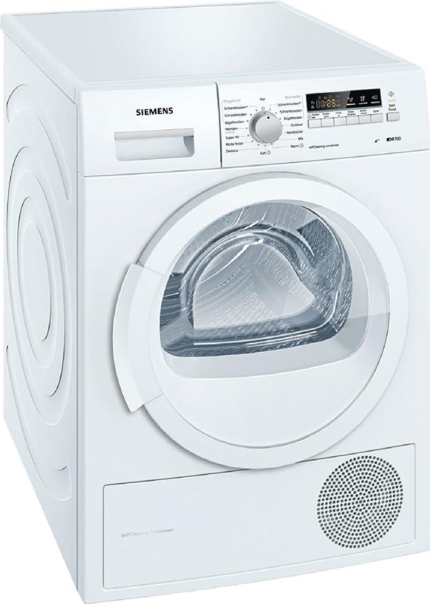 Siemens iQ 700 selfCleaning - Secadora (Independiente, Frente ...