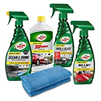 Turtle Wax 50821 Quick and Easy Complete Car Kit