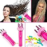 Curling Wand Weave Hot Sale! Curlers hair curling Artimag rods wand weave braids braiding machine care accessories styling tools