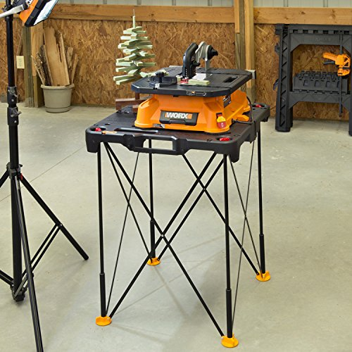 WORX WX066 Sidekick Portable Work Table by Worx (Image #4)