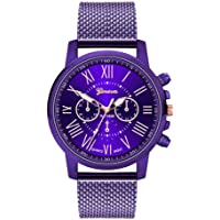 💗 Orcbee 💗 _Luxury Watches Quartz Watch Stainless Steel Dial Casual Bracele Watch