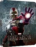Iron Man 2 (Blu-Ray)(Zavvi Steelbook)