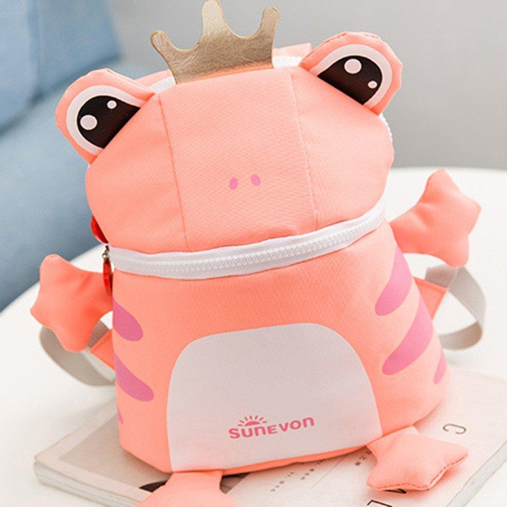 a3f00c85ccb800 Topgrowth Zaino Scuola Bambina Bambino Rana 3D Zaino Animale Dei Cartoni  Animati Backpack Cartella Scuola: Amazon.it: Elettronica