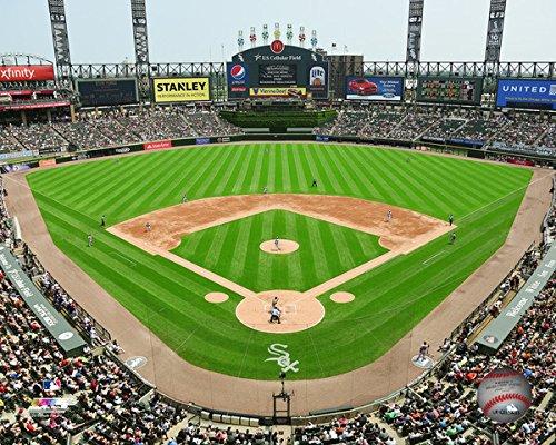 Chicago White Sox U.S. Cellular Field MLB Stadium Photo (Size: 8