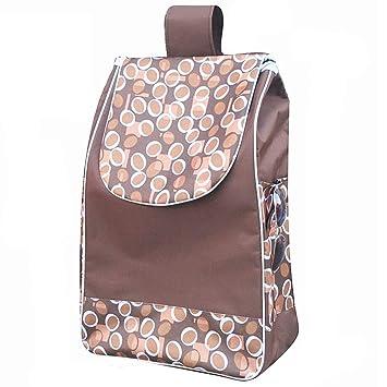 Amazon.com: FKDECHE - Bolsa para carrito de la compra con ...
