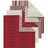 Vivi gade design papier origami, 15x15 cm, copenhagen, 50 flles assort.