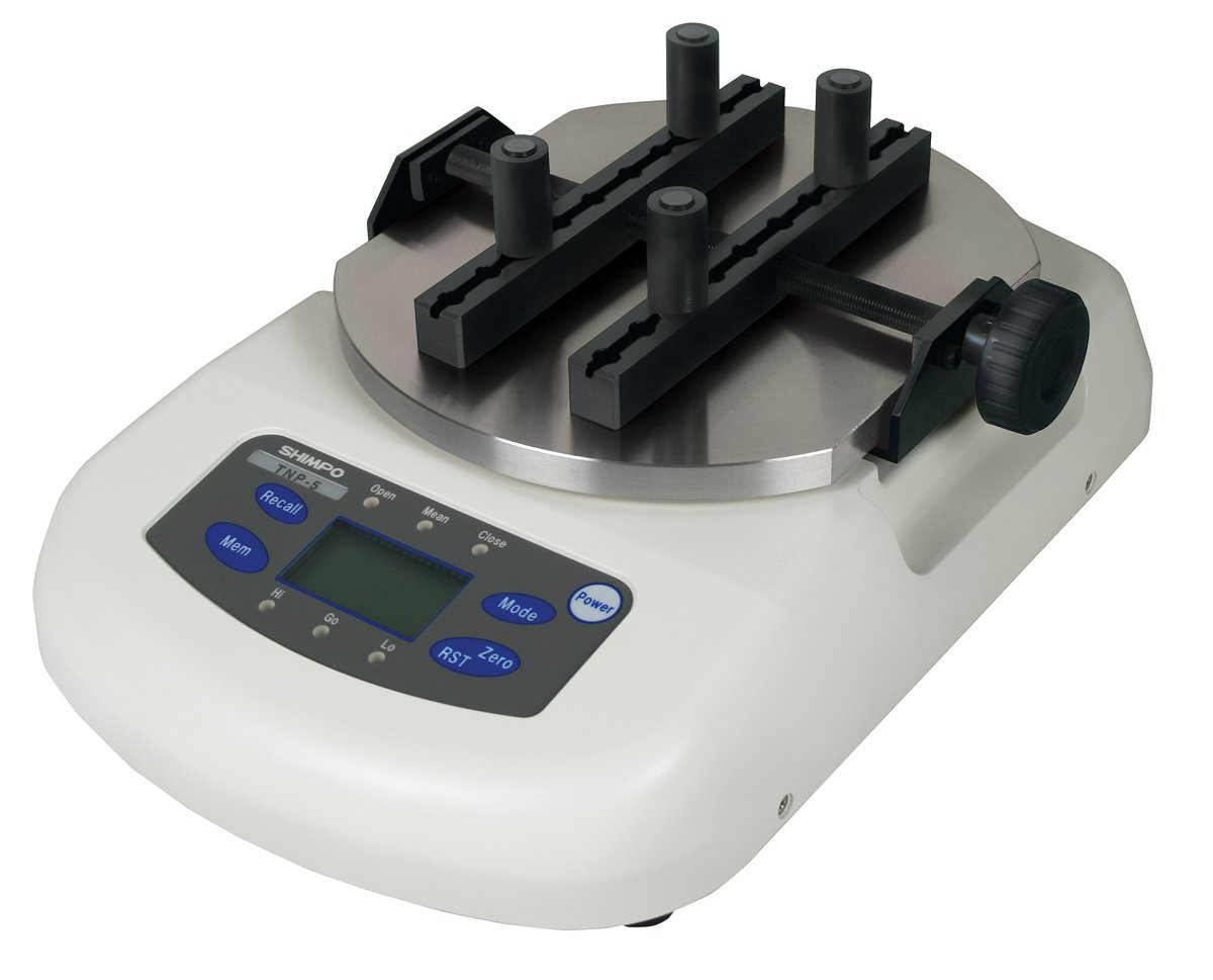 Shimpo TNP-2 Digital Torque Meter Tester with USB interface LCD Display 0-2.000Nm Range