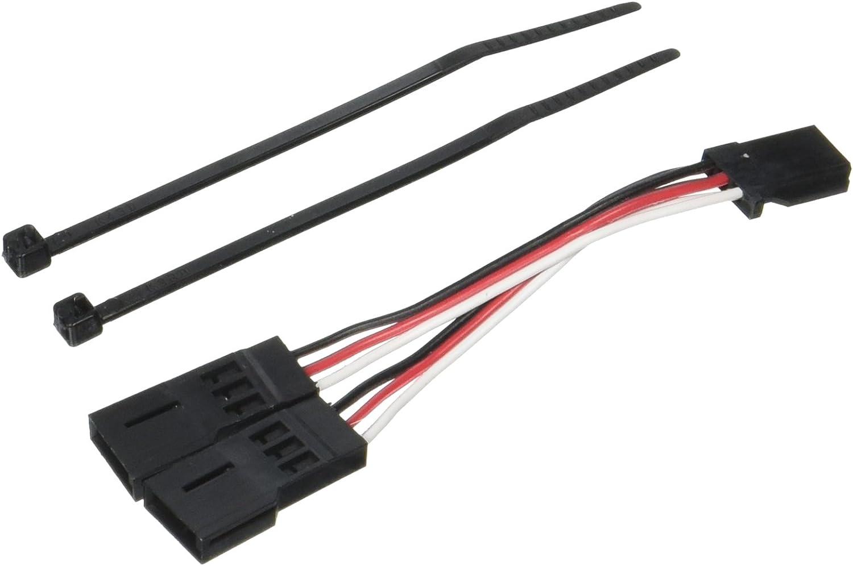 Traxxas 2046 Servo Connector Y-Adapter for Dual-Servo Steering