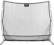 Izzo Golf Catch All Net - Extra Large Golf Hitting net for Your Backyard or Home Range