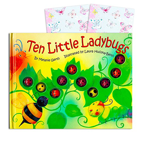 Ten Little Ladybugs Board Book S...
