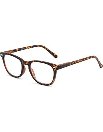 ffeabfbe342 Retro Reading Glasses Spring Hinge Tortoiseshell Eyeglasses Readers Men Women  Eyewear for Reading