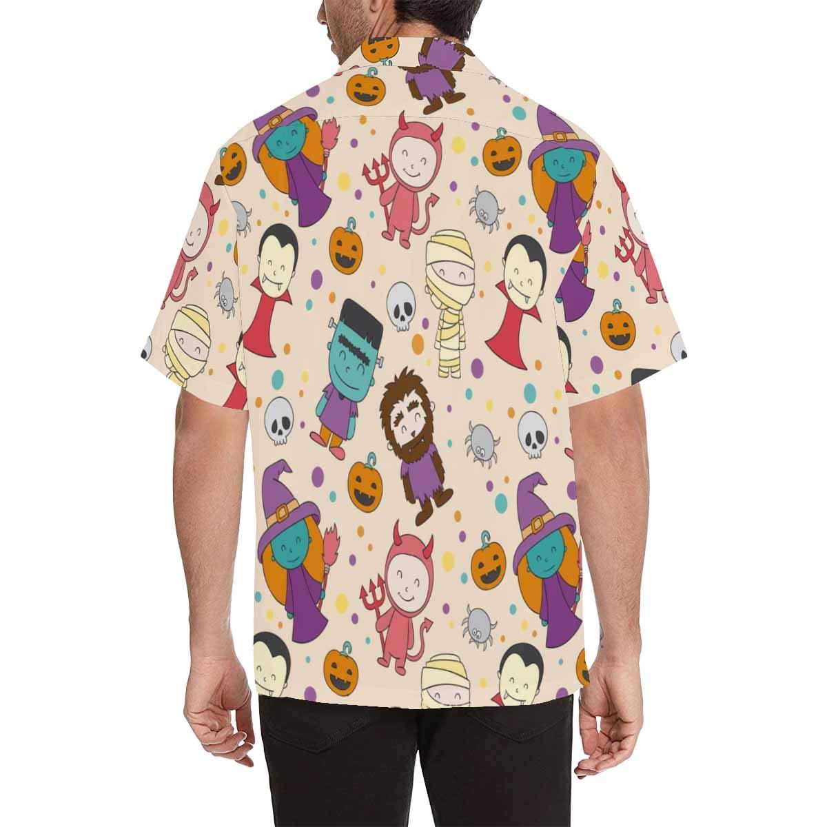 InterestPrint Mens Pegasus Space Tees Tops T-Shirts