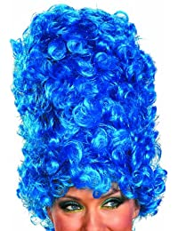 Disguise The Simpsons Marge Deluxe Glam Adult Costume Wig