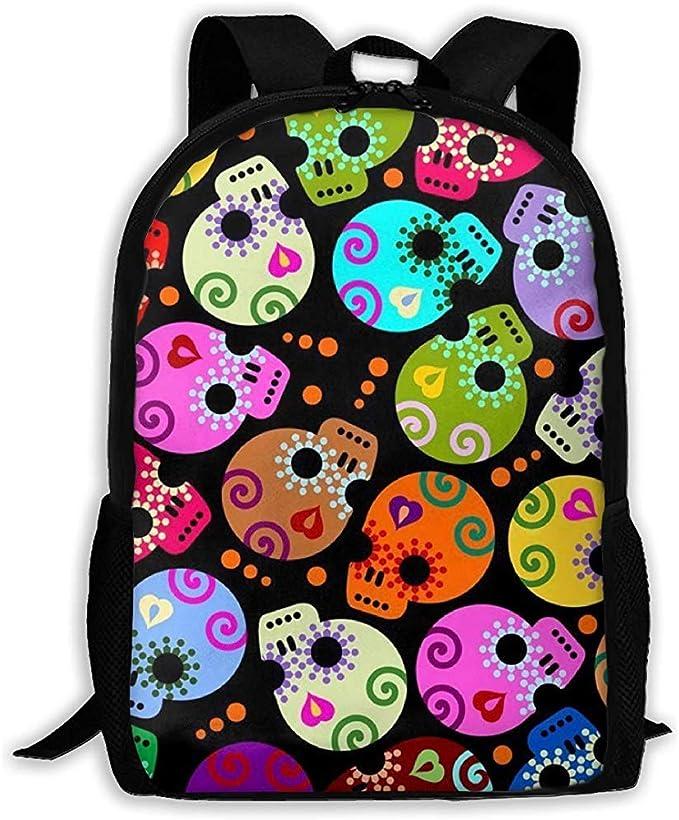 Acheter sac à dos college tete de mort online 8